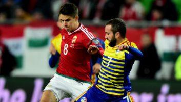 Hungary 4 - 0 Andorra