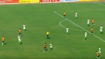 Zambia 3 - 1 Algeria