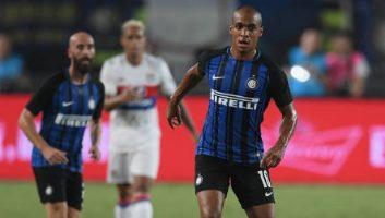 Inter Milan 1 - 0 Lyon