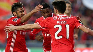 Benfica 4 – 0 Tondela
