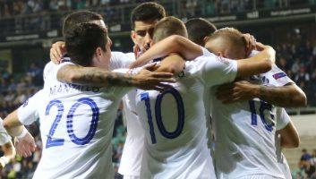 Estonia  0 - 1  Greece