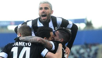 Bologna  1 - 2  Udinese