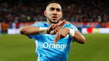 Caen  0 - 2  Marseille