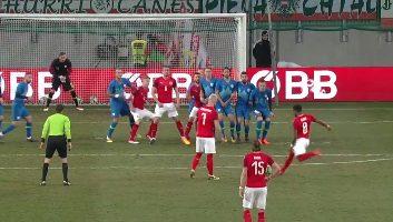 Austria  3 - 0  Slovenia