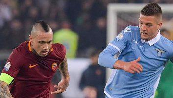 Roma 3 - 2 Lazio