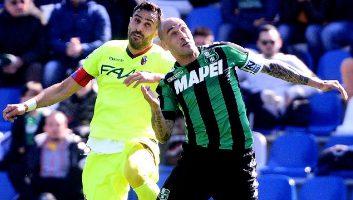 Sassuolo 0 - 1 Bologna