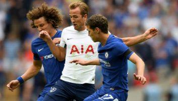 Tottenham Hotspur 1 - 2 Chelsea