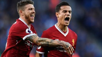 Leicester City  2 - 3  Liverpool