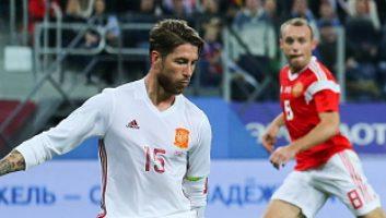 Russia  3 - 3  Spain