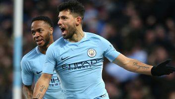 Manchester City  4 - 1  Burnley