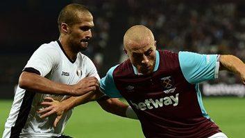 West Ham United 0 - 1 Astra Ploiesti
