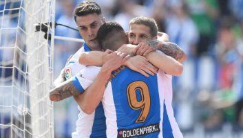 Leganes  3 - 2  Real Betis