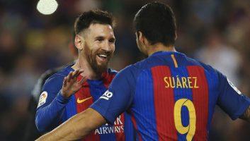 Barcelona 4 - 2 Valencia