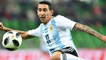 Argentina  2 - 4  Nigeria