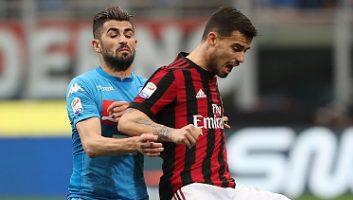 AC Milan  0 - 0  SSC Napoli