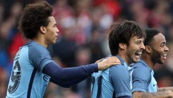 Middlesbrough 0 – 2 Manchester City