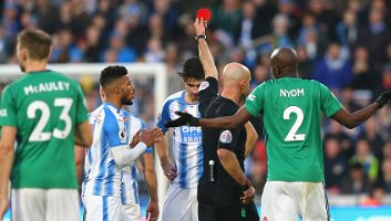 Huddersfield Town  1 - 0  West Bromwich Albion