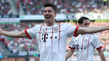 Hannover 96  0 - 3  Bayern Munich