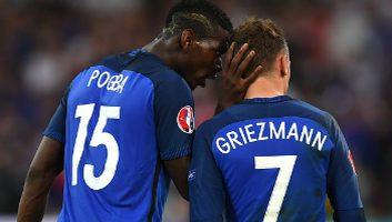 Germany 0 - 2 France