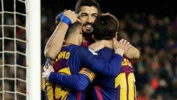 Barcelona  6 - 1  Girona