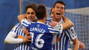 Real Sociedad  2 - 1  Alaves