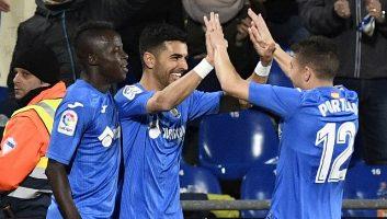 Getafe  3 - 0  Celta Vigo