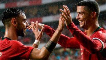 Portugal  3 - 0  Algeria
