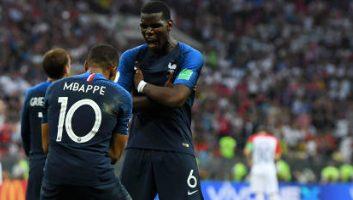 Pháp 4 - 2 Croatia