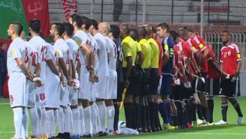 Libya 0 - 1 Tunisia