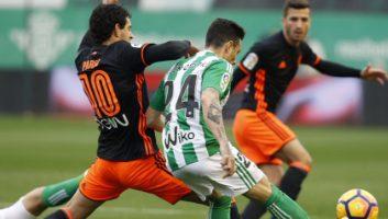 Real Betis 0 - 0 Valencia