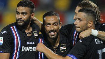 Frosinone  0 - 5  Sampdoria