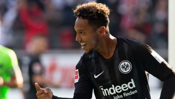 Eintracht Frankfurt  4 - 1  Hannover 96