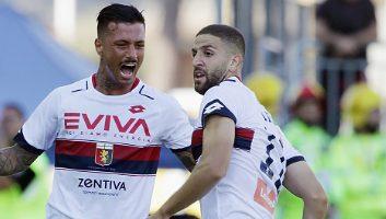 Cagliari  2 - 3  Genoa