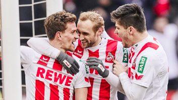 FC Cologne  2 - 0  Bayer Leverkusen