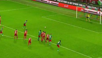 Lokomotiv Moscow 1 – 1 Arsenal Tula