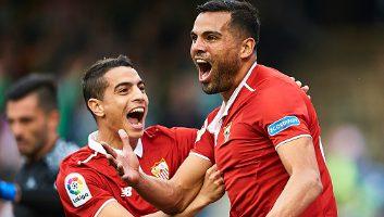 Real Betis 1 - 2 Sevilla