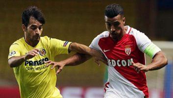 AS Monaco 1 - 0 Villarreal