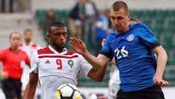 Estonia  1 - 3  Morocco