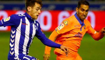 Alaves 1 - 1 Las Palmas