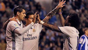 Deportivo La Coruna 2 – 6 Real Madrid