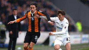 Hull City 2 – 1 Swansea City