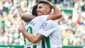 Real Betis  2 - 0  Alaves