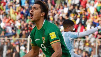 Bolivia 2 - 0 Argentina