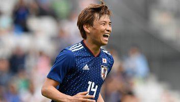 Paraguay  2 - 4  Japan