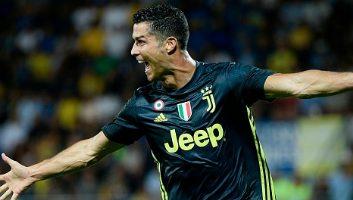 Frosinone  0 - 2  Juventus