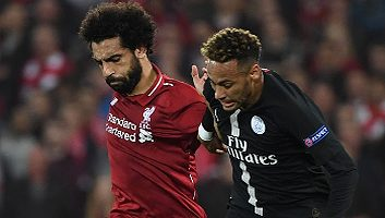 Liverpool  3 - 2  Paris Saint Germain
