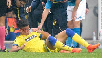 ChievoVerona  0 - 0  SSC Napoli