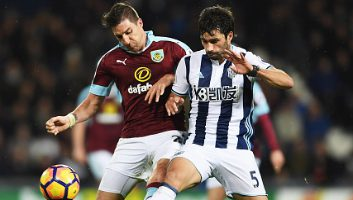 West Bromwich Albion 4 - 0 Burnley