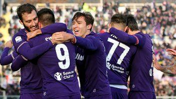 Fiorentina  3 - 0  Sassuolo