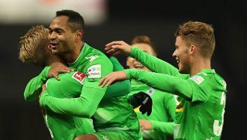 Hertha Berlin  2 - 4  Borussia M'gladbach